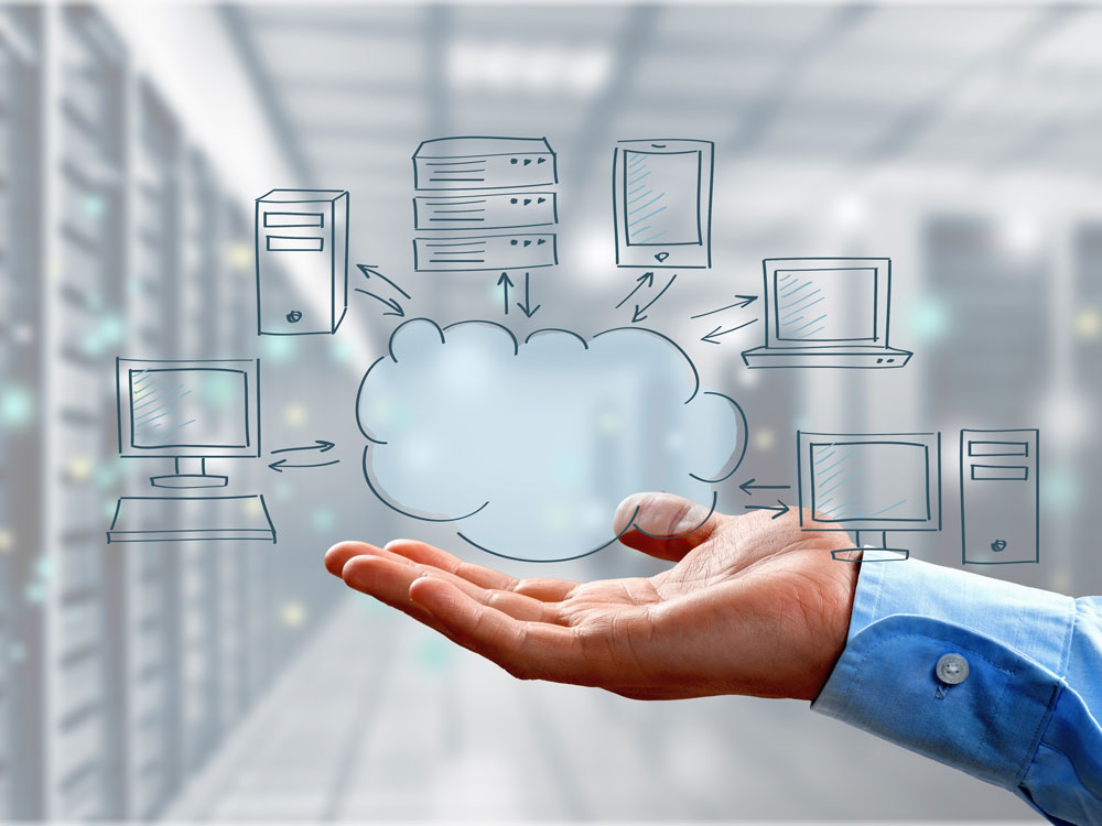 solution d'hébergement cloud computing