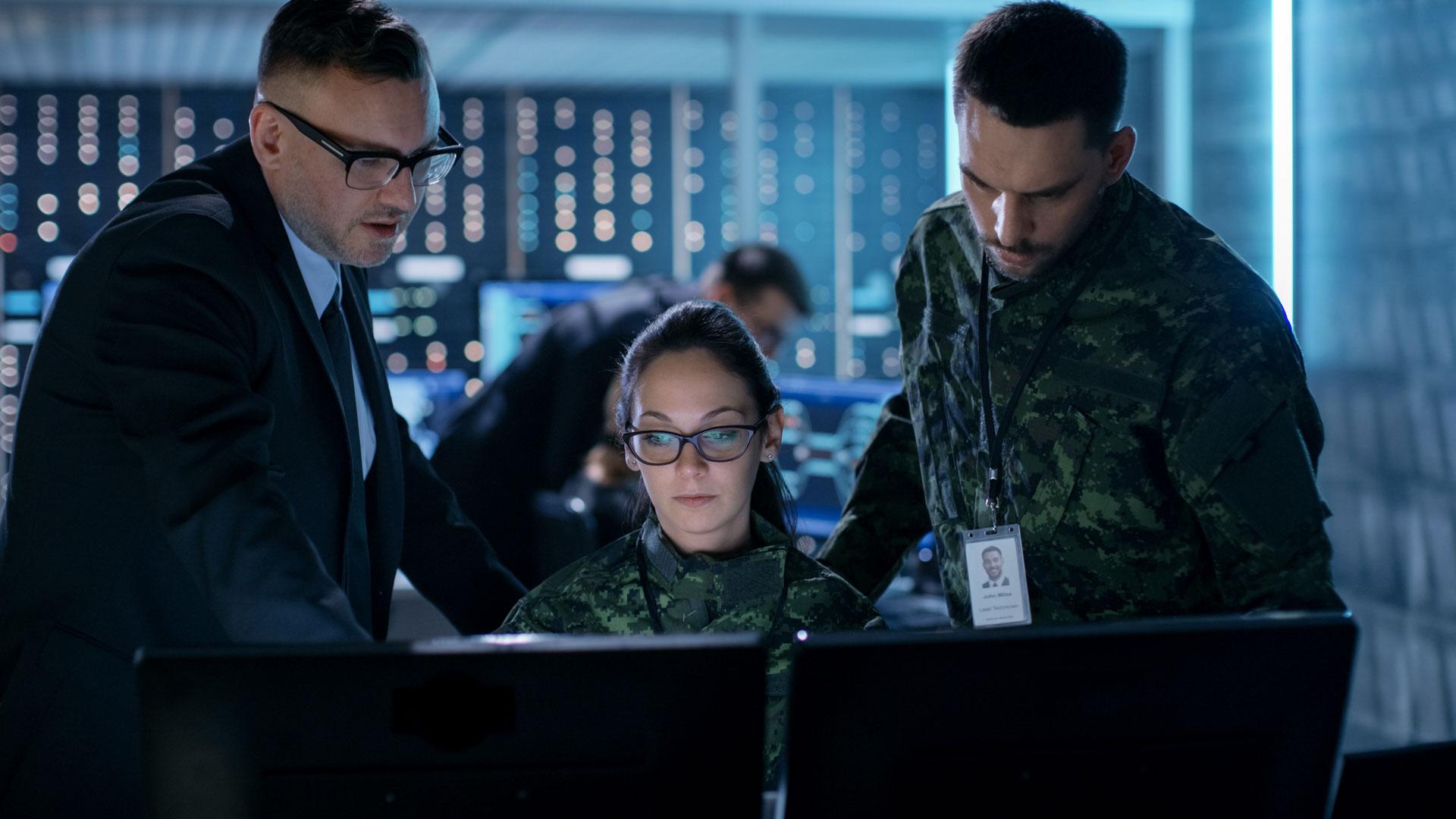 Sécurité informatique data center
